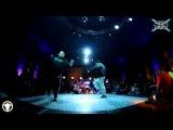 Awesome Battle | 8.12.13 | Hip-Hop Pro | Semi-Final | Yana Grishko vs Tim |