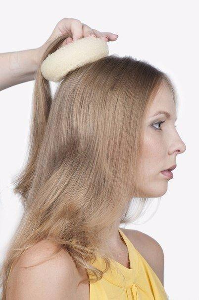 Прическа в стиле 60-х гг «Бабетта»