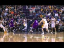 DeMarcus Cousins Cleans Up Around the Rim with Put-Back Slam