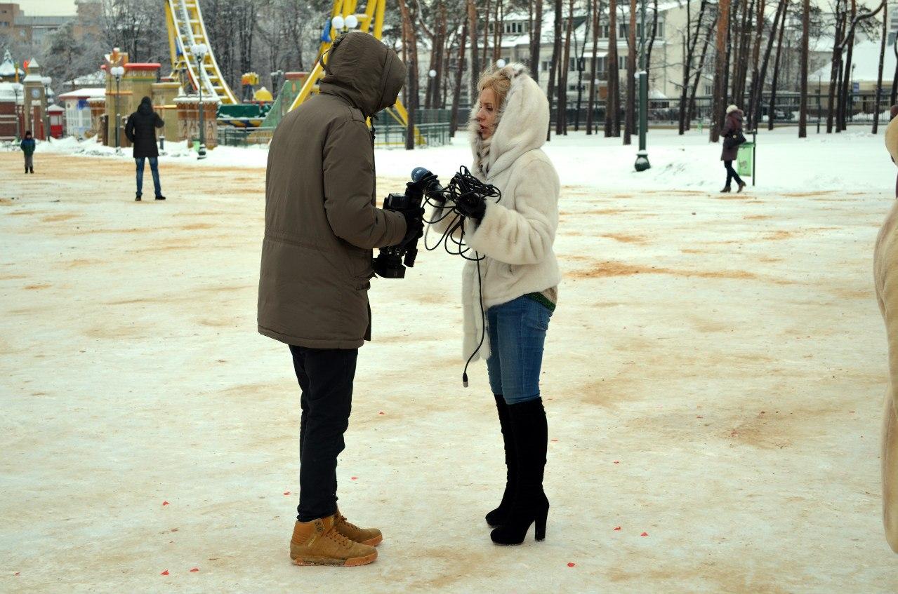 ОТБ в парке Горького