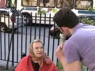 Billy Eichner : Man on the Street from