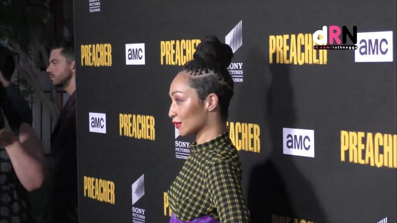 14.06.18 - AMC's Preacher Season 3 Premiere Party at The Hearth and Hound, LA
