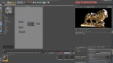 Redshift Material Blender in Cinema4D