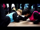 20171229 Mixnine - Arm wrestling, the weak hide