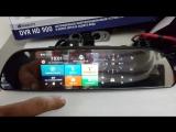 Parkcity DVR HD 900 – 7-в-1, Видео регистратор зеркала заднего Android