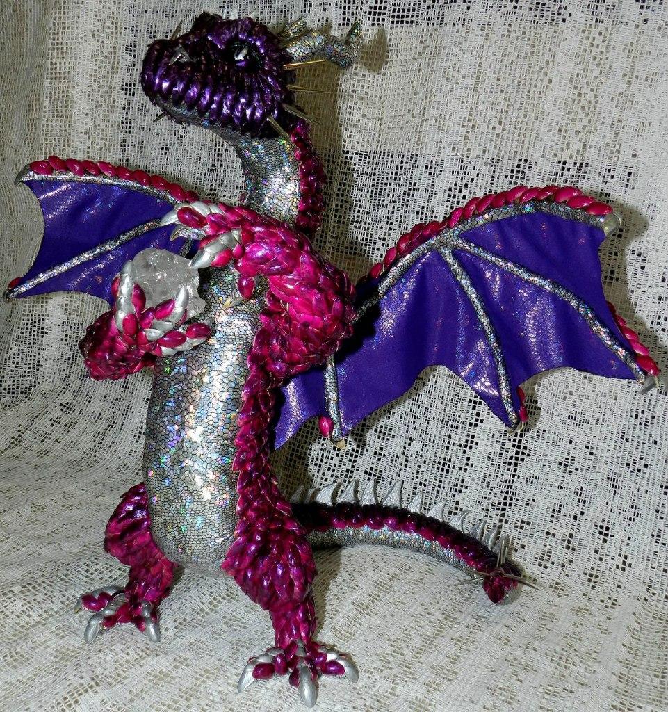 Драконы - моя страсть. Чудовищная красота ручной работы в моём исполнении