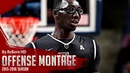 Tacko Fall UCF Offense & Defense Highlights Montage 7'6 Giant!