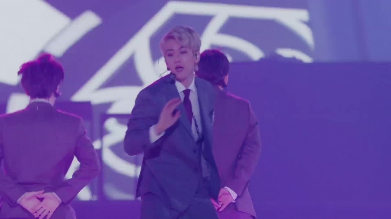 180623 EXO⁄LIVE DVDBlu-ray「EXO PLANET 4 – The EℓyXiOn – in JAPAN」3 мин