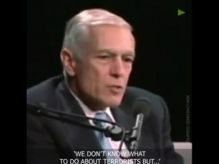 Speeches that matter, part III General Wesley Clark comments about the US going to war in 7 countrie.mp4