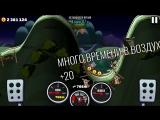 [Папа Фан 2 МАШИНКИ] Куча сундуков и НОВЫЙ ВИД с ивента . HILL CLIMB RACING 2 Game for kids . Игра про машинки для детей