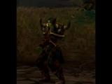 WoW: самый лучший танец (баг в игре)