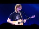 No DiggityThrift Shop - Ed Sheeran  5.11.13  Hamilton Live