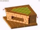 Угловой камин Аннушка - Строим дом своими руками