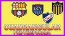 ⚽ Tercer Amistoso【DE BARCELONA 2019】▷ Cuadrangular, Barcelona, Peñarol, Nacional, Cesar Vallejo ✅