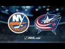 New York Islanders vs Columbus Blue Jackets Feb 14 2019 Game Highlights NHL 2018 19 Обзор