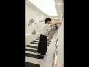 歌手2018金典之夜 華晨宇唱完《微光》開心得蹦躂~像個孩子Hua Chenyu 20 04 2018