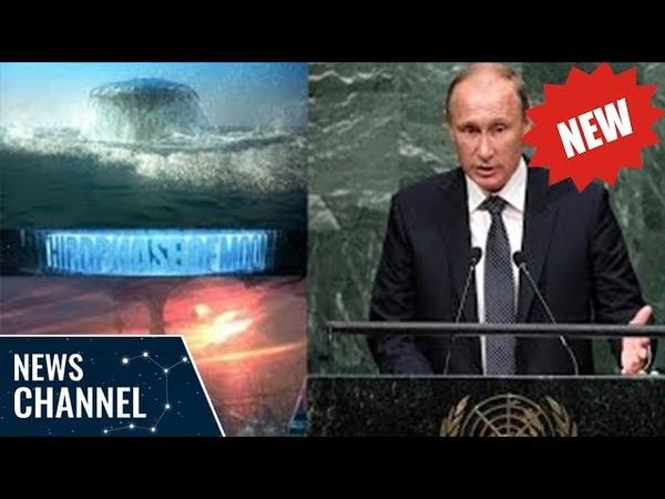 FINAL WARNING : PLANET X NIBIRU 3rd Oct 2018, RUSSIA Tell Nibiru will return Earth Move Continents