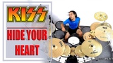 Kiss - Hide Your Heart (Only Play Drums)