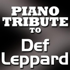 Piano Tribute Players альбом Def Leppard Piano Tribute