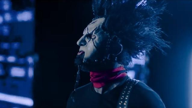 Static - X выпустили тизер будущего тура