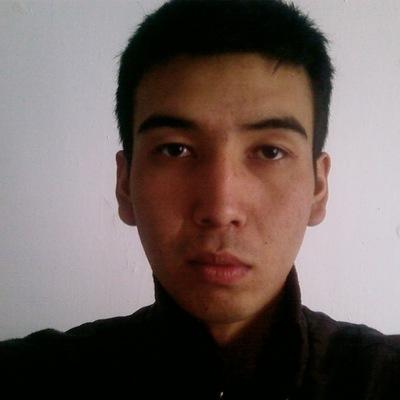 Анарбек Марсбеков, 4 января , Витебск, id187602470