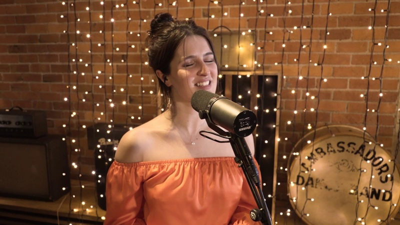Bliss - alayna live at Roundhead Studios
