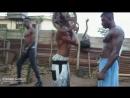 Суровые Реалии Бодибилдинга из Африки - Бодибилдинг Мотивация