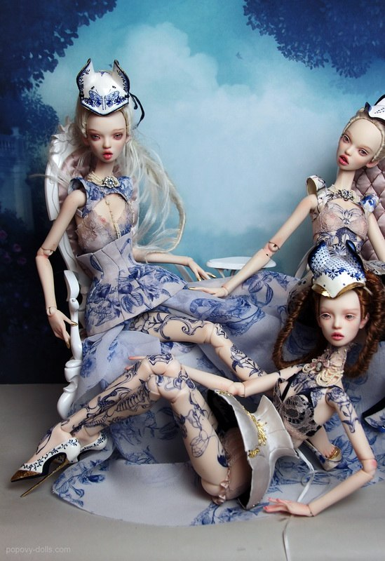 Blue Skin collection 2013