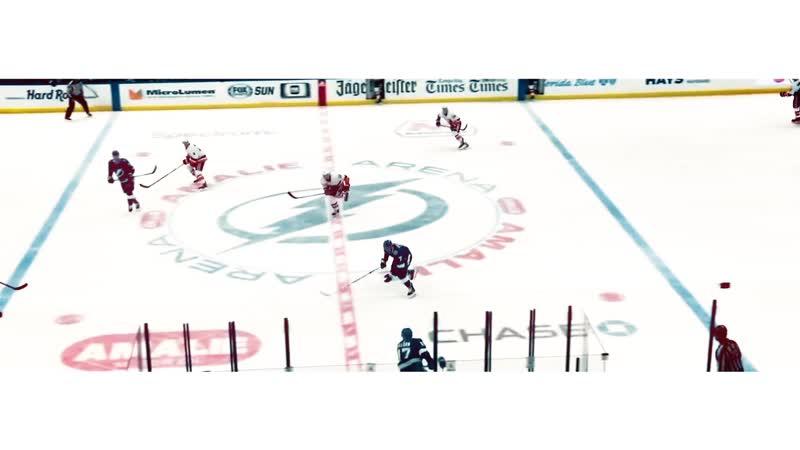 Первый гол Матьё Жозефа в НХЛ.