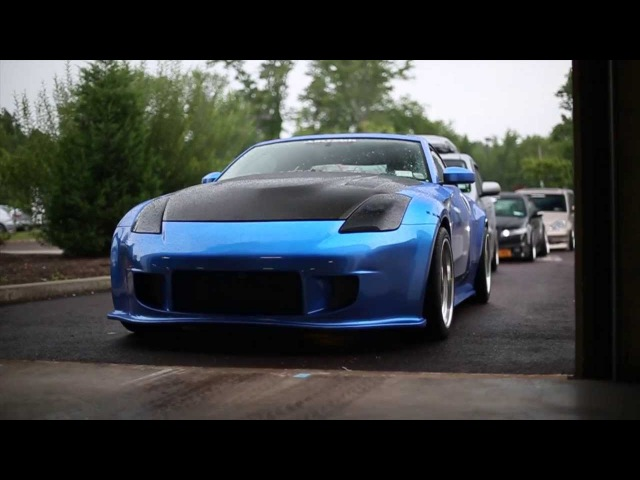Behind the Scenes - Tuner Evolution 2013