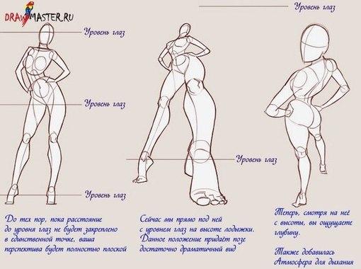 Схемы рисования