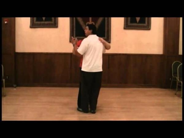 Basic Balboa Ad Lib Steps Patrick Roxanne