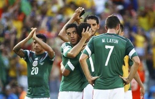 Сборная Мексики по футболу