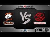Starladder FINALS: Team Secret vs Virtus Pro, 23.10.2014