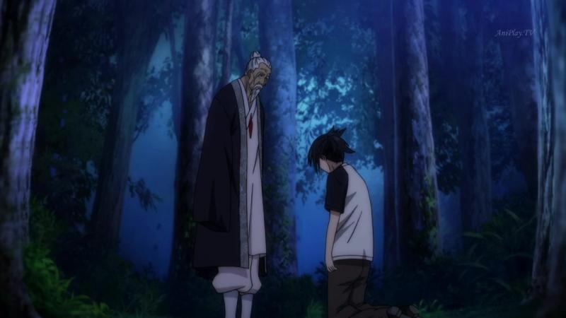Один из отвергнутых Изгой 2 сезон 22 серия русские субтитры Hitori no Shita The Outcast 2