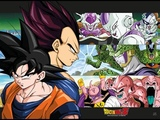 Power Levels (Dragonball Z All Sagas Remastered)