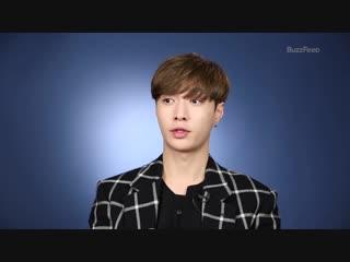 [INTERVIEW] 181122 BuzzFeed Celeb @ Lay (Zhang Yixing)