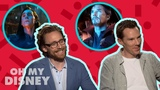 The Cast of Avengers Infinity War Play Would You Rather Oh My Disney Show by Oh My Disney