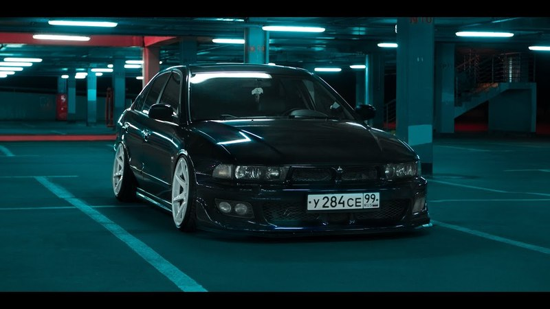 Mitsubishi galant | Stance night