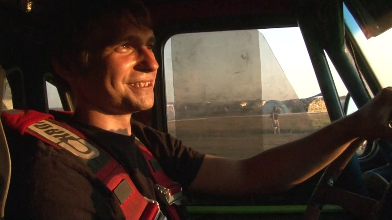 Автогонщик Александр Пономаренко из One Up: Адреналина уже нет, есть холодный расчет
