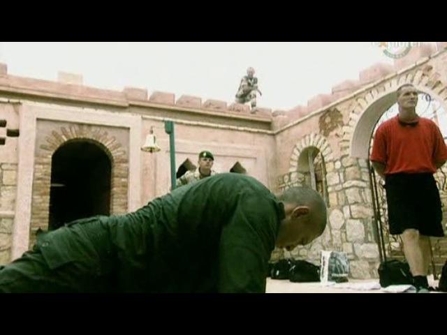 Побег в Легион-3 серия