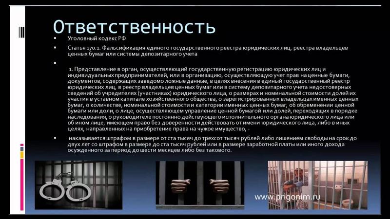 Видеокурс Рейдерский захват фирмы