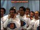 Bellissimo !! Italia - The Azzurri Song (Totti, Del Piero, Pirlo,Cassano, Vieri, Oddo, Zambrotta, Gattuso) Cantano Azzurro Di Celentano By Alucard