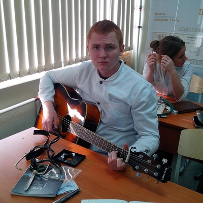 Михаил Прокопенко, 10 июля 1992, Екатеринбург, id54806430