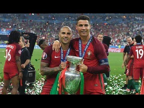 Все голы сборной Португалиии на ЕВРО 2016 Чемпионат Европы 2016 Финал UEFA Euro 2016 Final