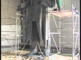Памятник Ленину займёт своё место на Народном бульваре до 20 апреля