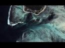 Ночью в Антарктиде край Плоской Земли патрулируют вот такие серьезные объекты