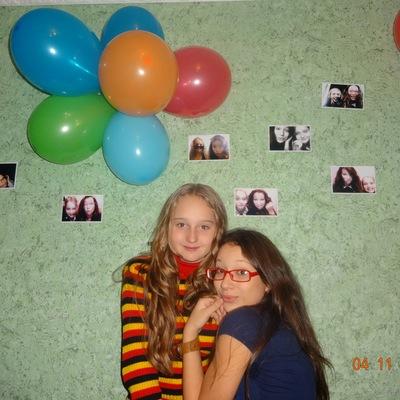 Екатерина Корсакова, 4 ноября 1999, Саранск, id205337706