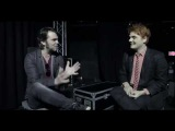 Gerard Way &amp Gaz Coombes In Conversation - Part 2