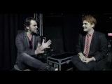 Gerard Way &amp Gaz Coombes In Conversation - Part 2